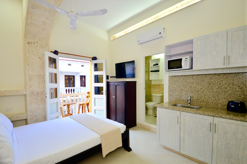 Balcones Apartment 202, Cartagena, Colombia