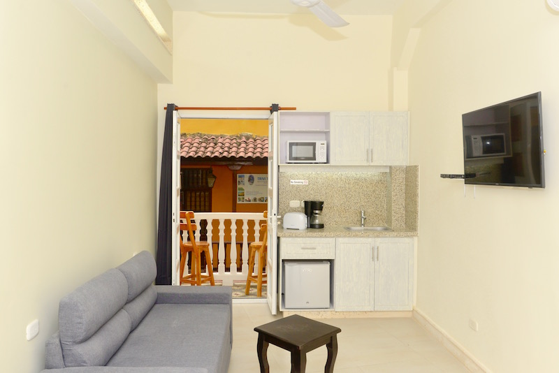 Balcones Apartment 204, Cartagena, Colombia