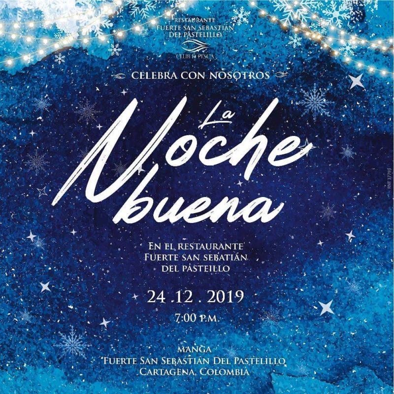 Balcones Club Apartments: 2019 Christmas Eve Club De Pesca