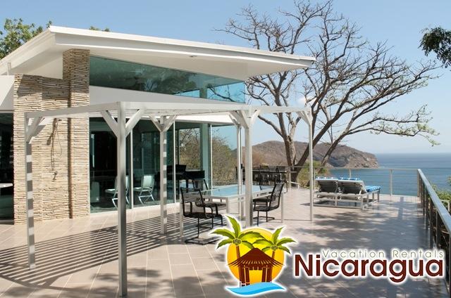Nicaragua Vacation Rental and Nicaragua Hotel Reservations in San Juan del Sur Villa V Nicaragua