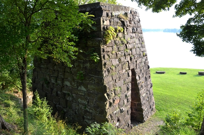 Cornwall Furnace Memorial Park