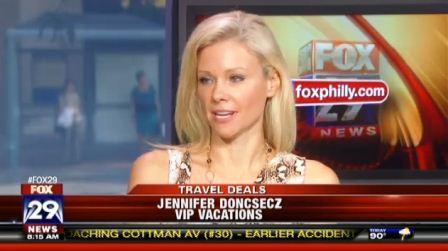 Jennifer Doncsecz, FOX NEWS Travel News Expert