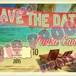 Destination Wedding Save-the-Dates