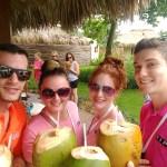 Kellen&Bobby&Emily_Punta Cana