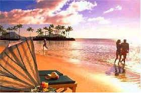 sail cloth beach chairs allsteel relate side chair kahala mandarin oriental oahu - hawaii honeymoon vacations international