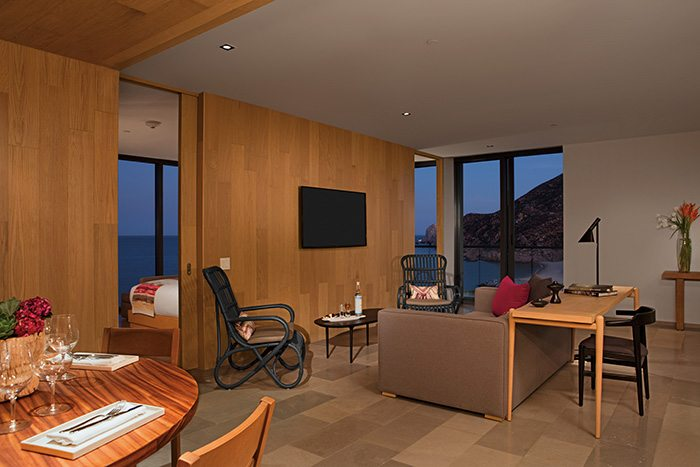 xhale club Master One Bedroom Suite Ocean View.