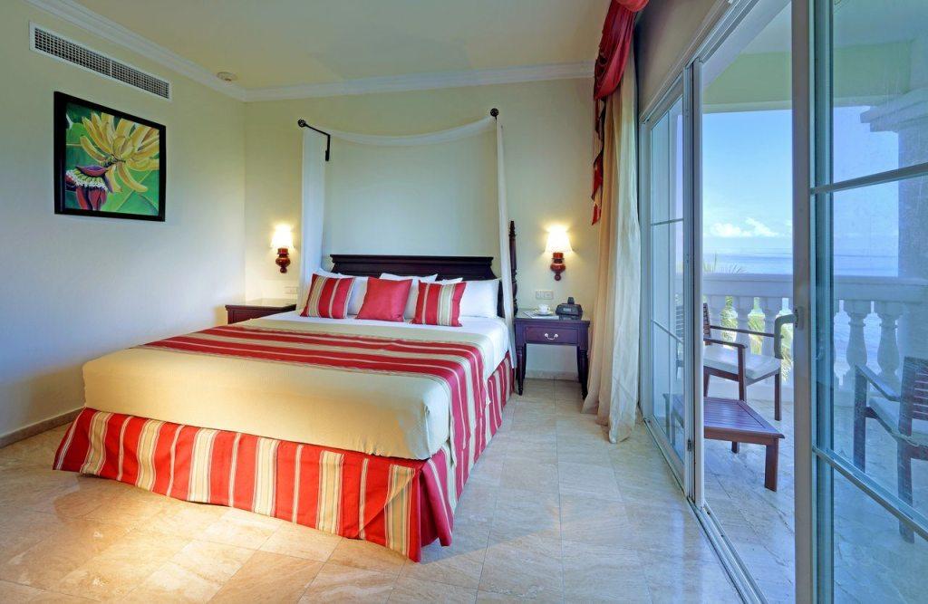 One Bedroom Suite Has Two Balconies!