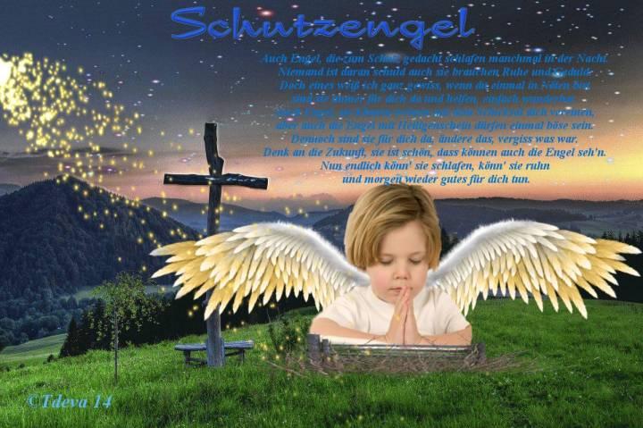 Der Engel Schutz