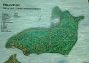 Karte Pfaueninsel Berlin