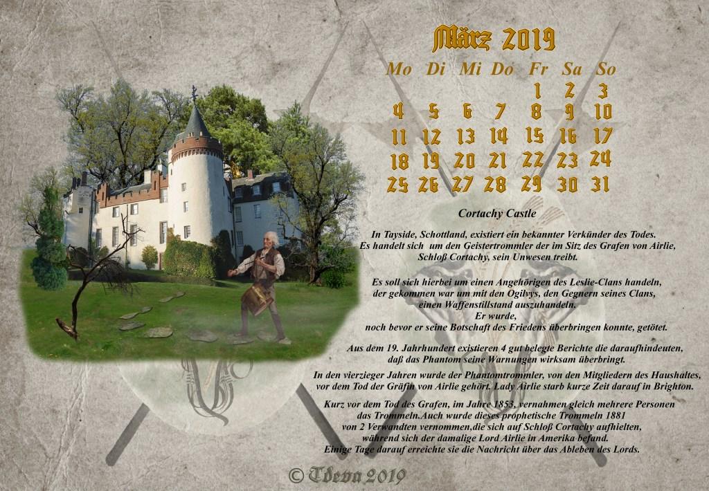 Vachrois Jahreskalender 2019