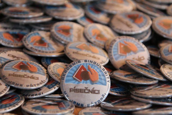 Odznaky akademie Singularity