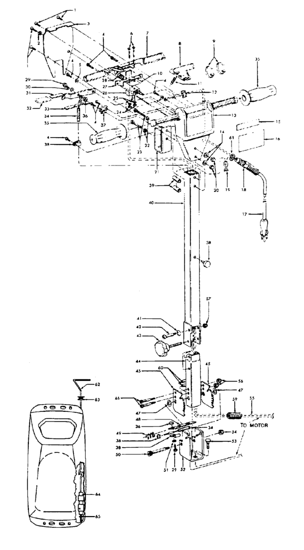 Hoover C5033 Parts and Accessories- PartsWarehouse