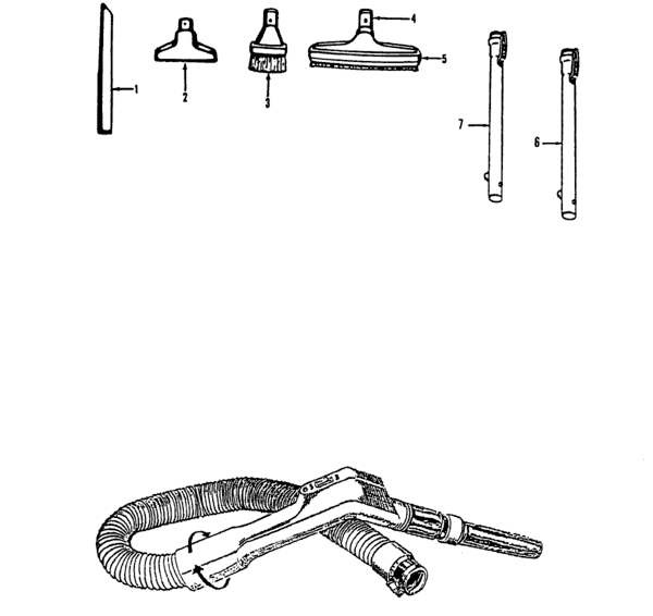 Hoover S5668 Parts and Accessories- PartsWarehouse
