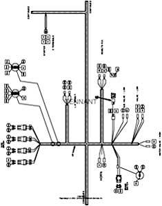 Tennant 7400 (GM) Rider Scrubber (007000-Present) 330970 Parts