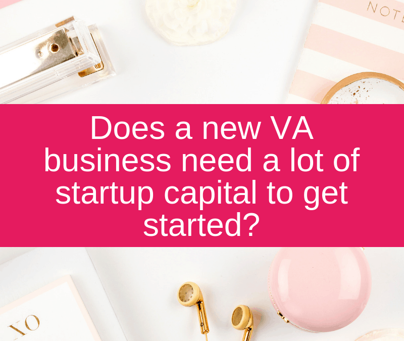 How much start up capital is needed?
