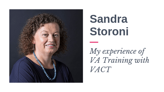 Standra Storoni's Experience of VA Training with VACT