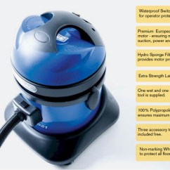 Compact Kitchens Nz Portable Pacvac Hydropro 21 - Vacuum.co.nz