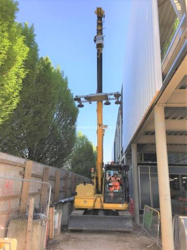 LC785 Pick & Carry crane