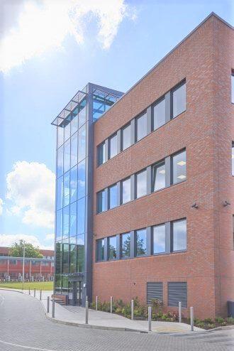 Aldi HQ Atherstone