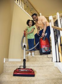 Best Vacuum for Carpeted Stairs - Guide and Reviews