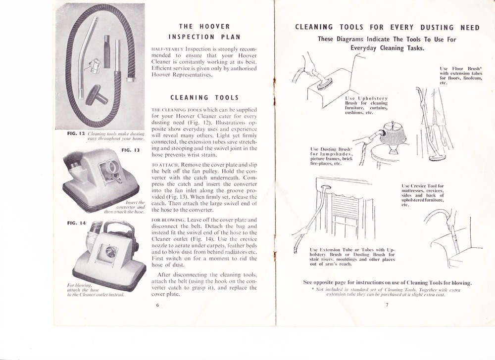 The complete history of the Hoover Junior