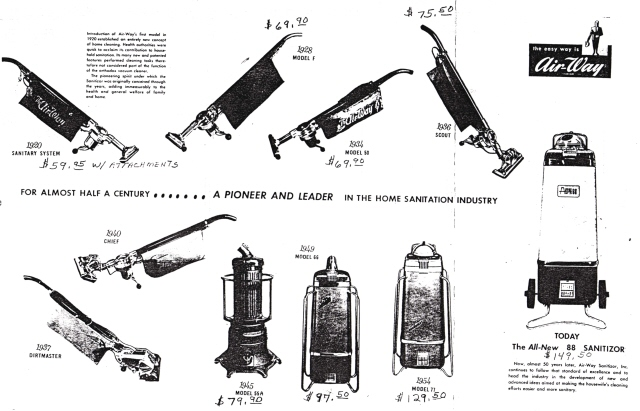 Air-Way Upright Manual--LOOK!!