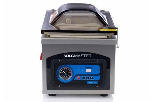Best Vacuum Sealer Reviews - VacMaster VP215 Chamber Vacuum Sealer