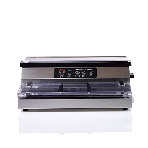 Best vacuum sealer: VacMaster PRO380 Suction Vacuum Sealer Review