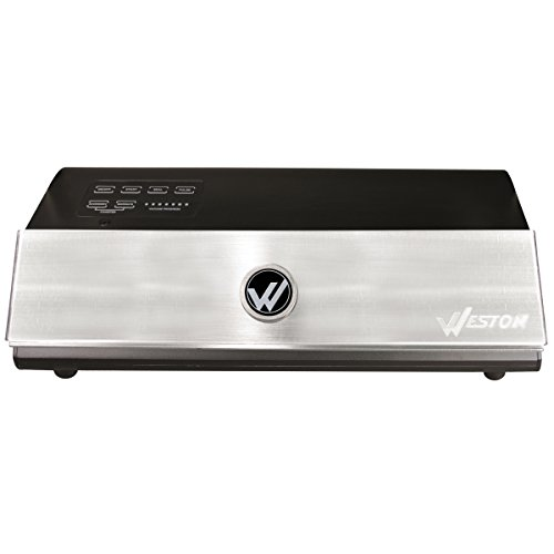 Best vacuum sealer: Weston Products 65-0501-W Weston Brands Vacuum Sealer Review