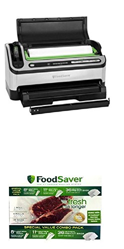 FoodSaver 4980 2-in 1 Vacuum Sealing System Review
