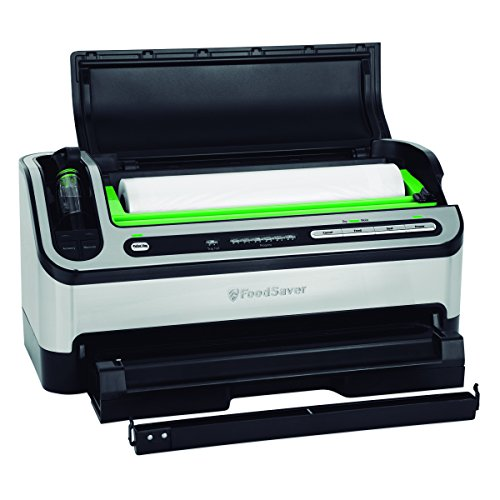 Best vacuum sealer: FoodSaver 4980 2-in 1 Vacuum Sealer Review