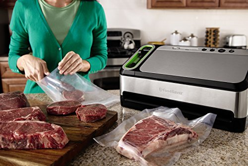 FoodSaver 4840 2-in-1 Vacuum Sealing System with Starter Kit - 4800 Series