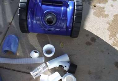 Pentair Rebel Automatic Suction Pool Cleaner Review