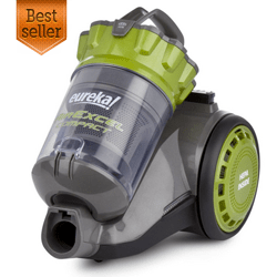 Eureka Airexcel Compact No Loss Of Suction Canister Vacuum