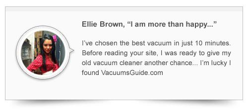 Ellie's testimonial