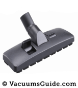 Vacuum brush