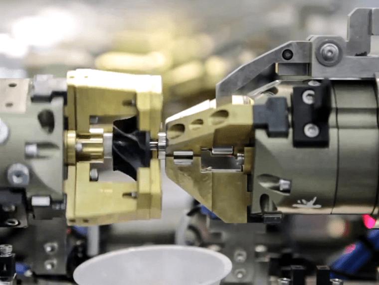 Dyson eye 360 V2 engine