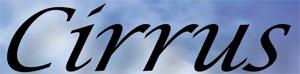 Cirrus logo