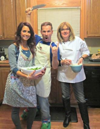 Hesington Thanksgiving chefs
