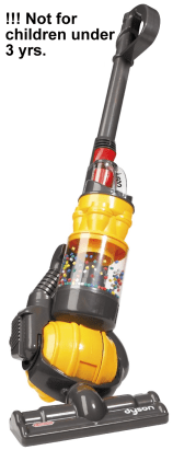 Dyson Ball toy vacuum