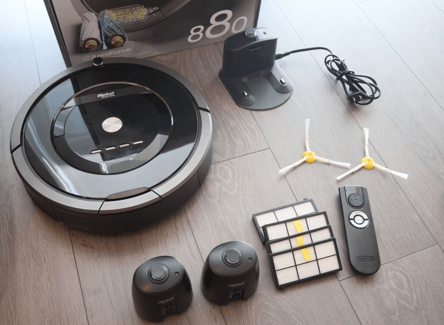 roomba 880 review - the 6th generation of irobot robovacs