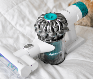 Dyson V6 mattress – dust mites no more
