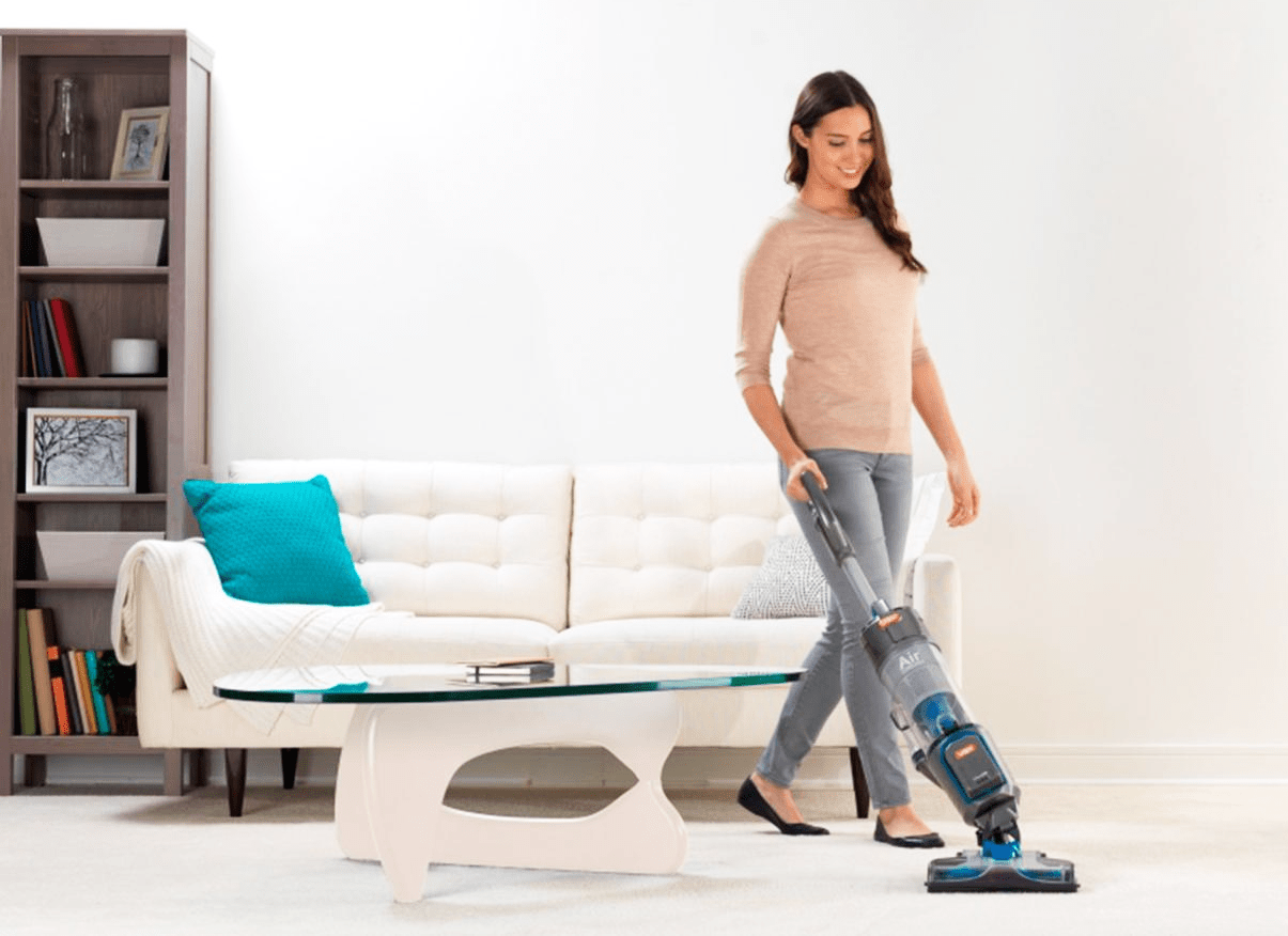 Best vacuum cleaners for small apartments and studios