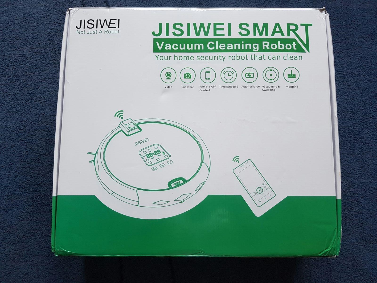 Jisiwei product box
