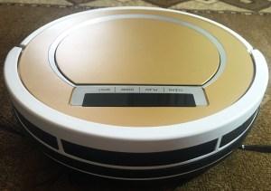 iLife X5 robot vacuum – evolution never stops