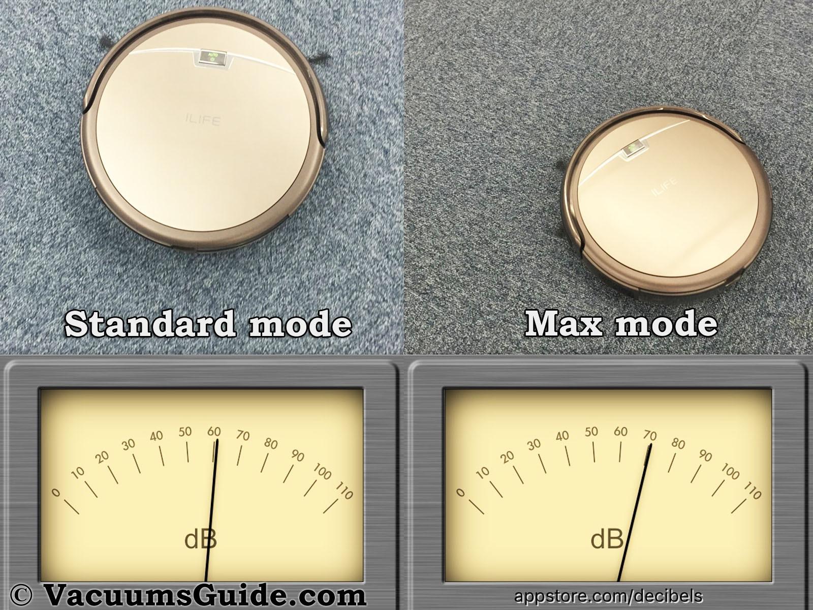 ilife-a4-noise-test