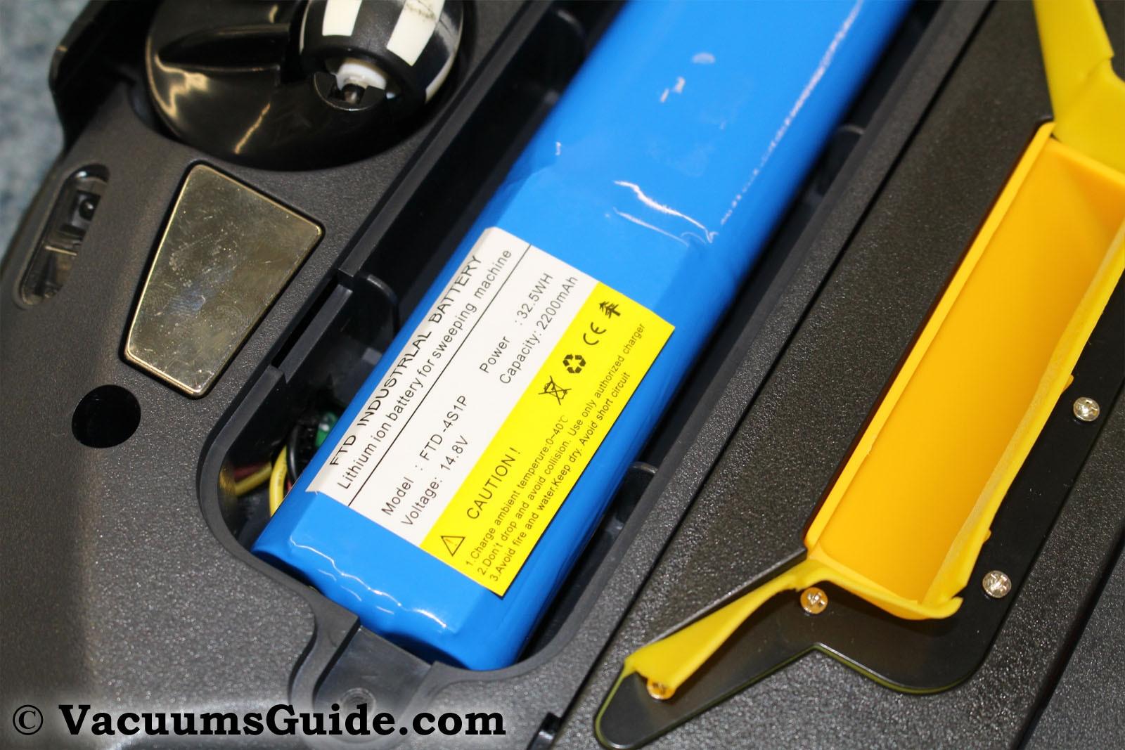 jisiwei-i3-battery