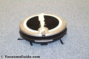 Jisiwei I3 – the outline of a smart robotic vacuum