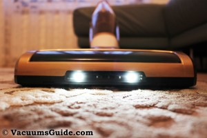 Fortune Dragon cordless vacuum cleaner – flexibility for a low price