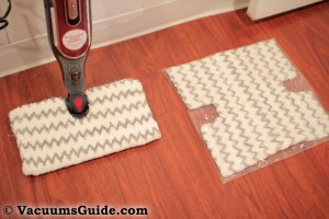 Shark Genius Steam Pocket Mop – a new generation of steam cleaners from Shark